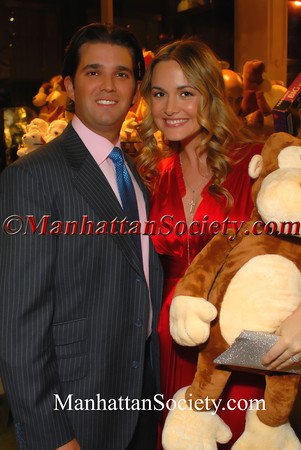 Vanessa Trump & Don Trump Jr.