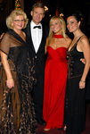 Vibeke Steineger (Christmas Ball Chairperson), Jan Egeland (Under-Secretary-General for Humanitarian Affairs and Emergency Relief Coordinator, United Nations), Lisa Resling Halpern (President,American Scandinavian Society)  and Michelle Resling Halpern (Benefit Committee)