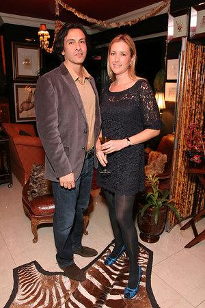 Rick Brochetti & Christine Cachot Williams