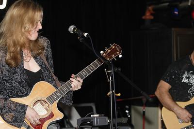 Diane Ward Band Wonderlight CD Release Concert at Tobacco Road