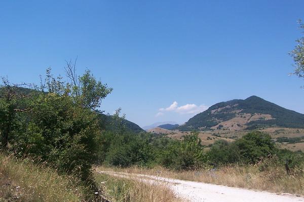 Domenico Family Trip to Castiglione di Carovilli and Subiaco