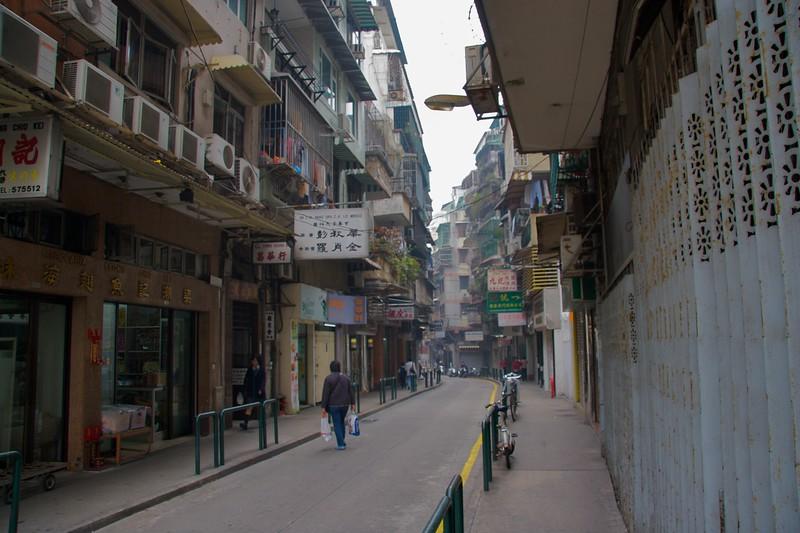 Macau street