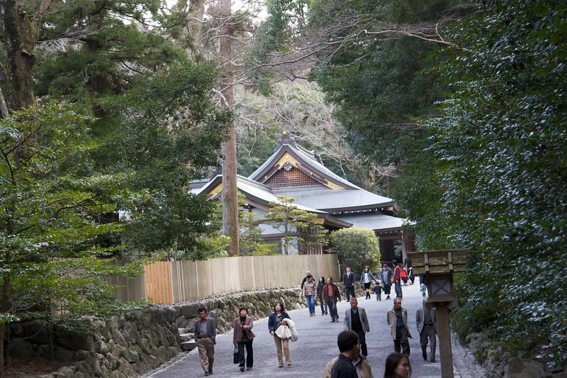 At the Naiku
