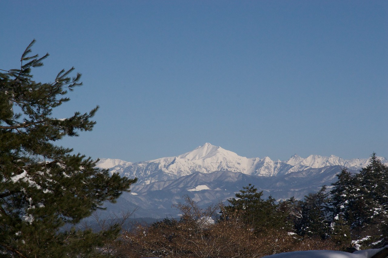 The Japanese Alps