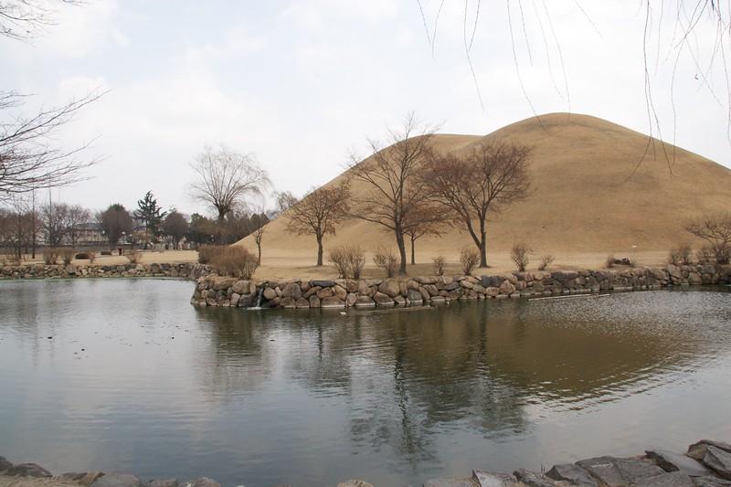 Tumuli Park, Gyeongju