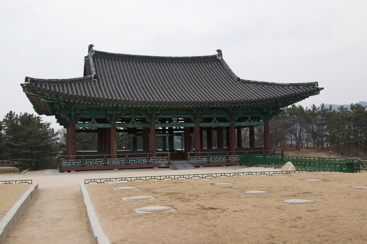 Anapji, Gyeongju
