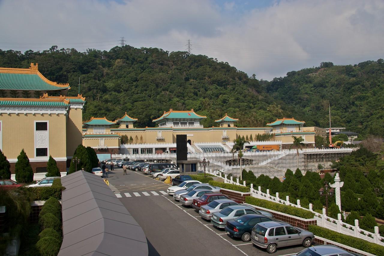 The National Palace Museum, Taipei
