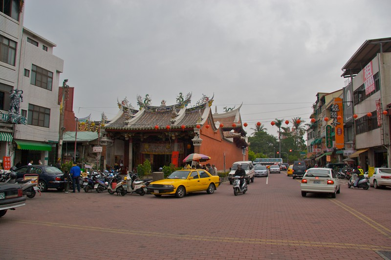 The Official God of War Temple, Tainan