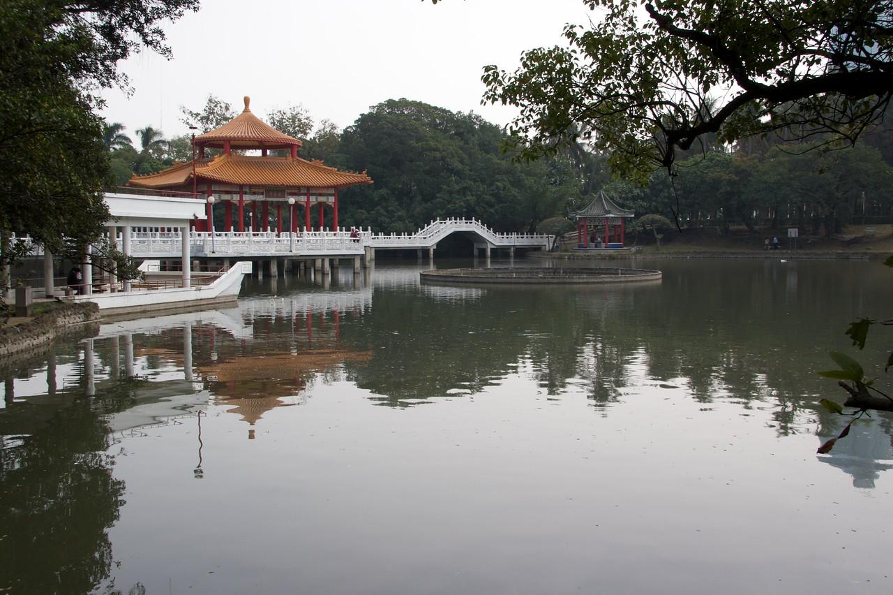 Chungshan Park, Tainan