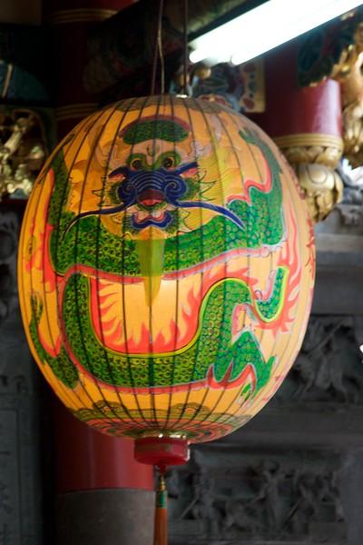 Lantern • At the Altar of Heaven, Tainan.