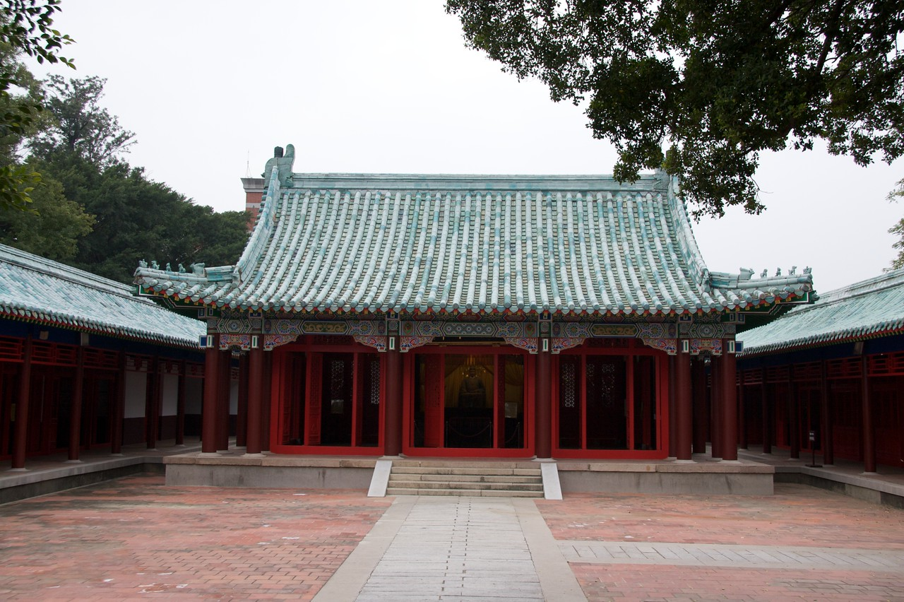 Koxinga's Shrine, Tainan
