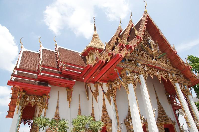 Wat Thewarat Kunchon, Bangkok