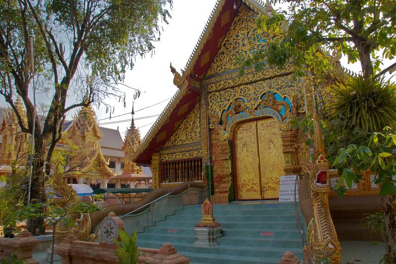 Wat Chaimongkol • Wat Chaimongkol, Chiang Mai.