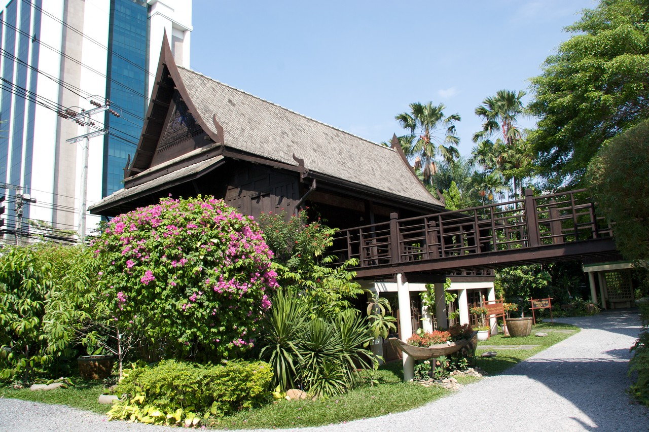 Suan Pakkard Palace, Bangkok