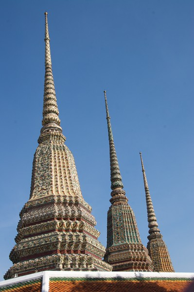 Wat Po. Bangkok