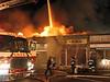 East Orange 4-26-06 : East Orange 3rd alarm at 402 Central Ave. on 4-26-06