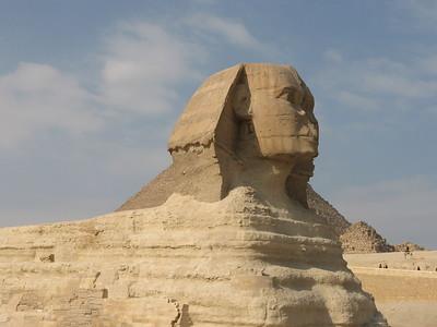 Sphinx - Amy Garawitz
