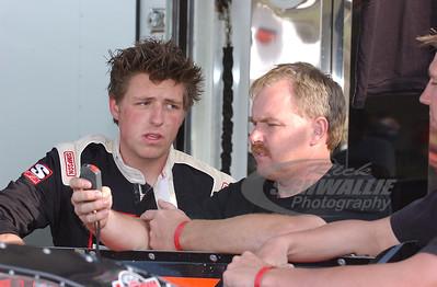 Garrett Durrett talks with Ronnie Stuckey
