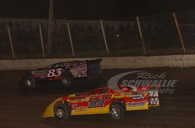 71c RJ Conley and 83 Scott James