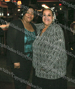 Consuelo Hill with a friend