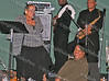 "Consuelo Hill sings a ""song for a friends"" while in concert at It's All Good Restaurant at 90 Broadway in Newburgh"