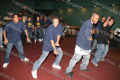 NFA All Star Dance team