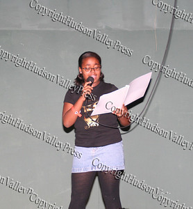 Talent Show winner Ayanna Anderson
