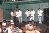 NFA All Star Team performs a dance routine