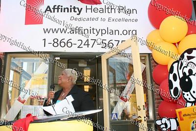 Affinity grand opening celebration