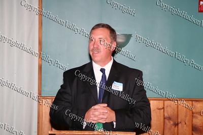Guest Speaker Robert Allers, Dutchess Couny Commissioner Of Social Services