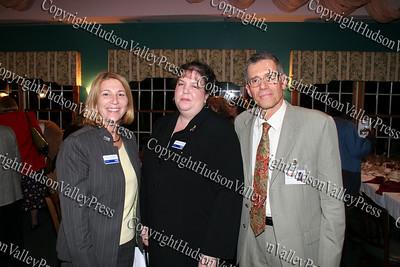 Anne Beaulieu, Jennifer Lange and Henry Ricci