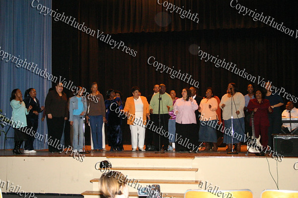 Beulah Baptist Mass Choir