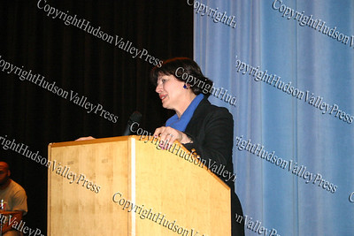 City of Poughkeepsie Mayor Nancy Cozean