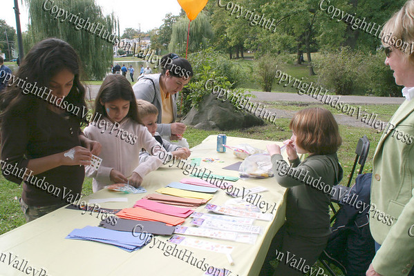 Bookmark Making Booth