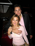 """<a href=""""http://www.ivywise.com/About_people.htm"""">Kat Cohen</a> & Herve Larretche  (Hennessy Ambassador)"""