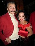 Leroy Neiman & Nikki Haskell