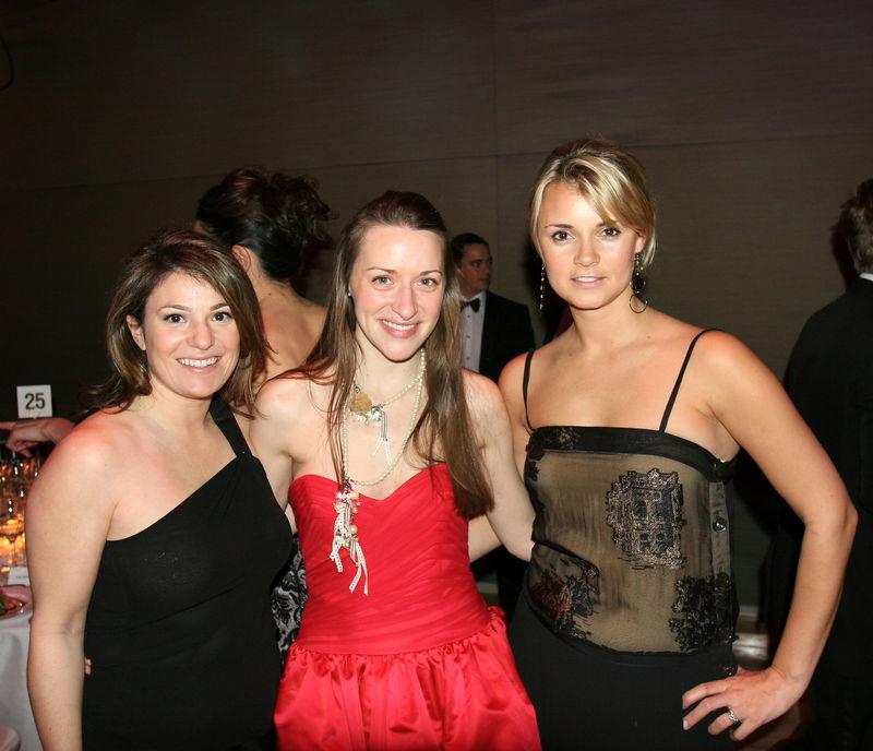 Ally Sylvestri, Lara Meiland & Allison Aston