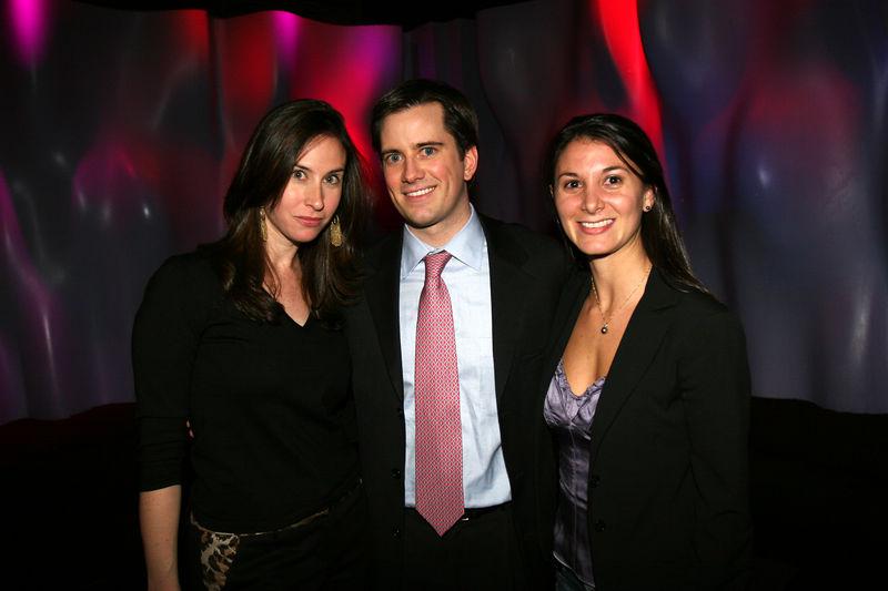 Hope Clements, Brad Thomas & Danielle Scherman