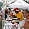 Kike Maldonado and Ivy Quintero serve up authentic Latin food.