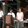 James Sanders, Nick Valentine and JeanAnn McGrane