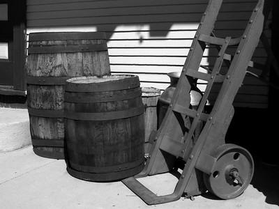 Old-Timey Barrels