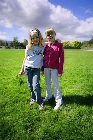 Elena with Kate