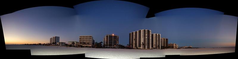 Seawatch at Night