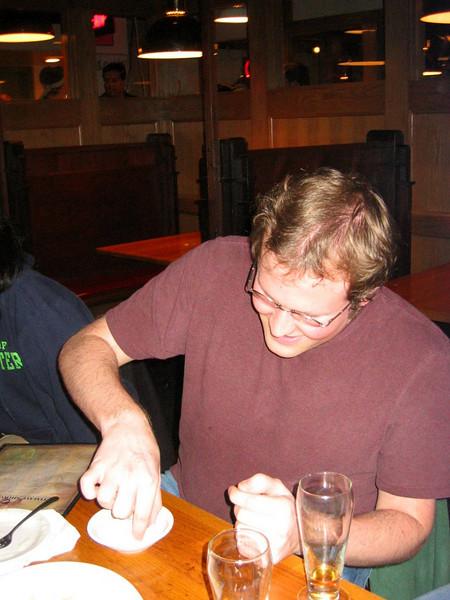 Gil's Visit (2006-03-25)