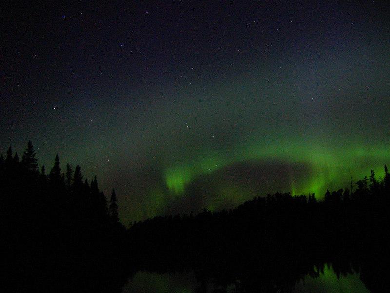 Northern Lights were a pleasant surprise.