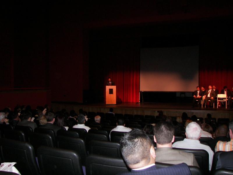 The HCADFW Board Inauguration