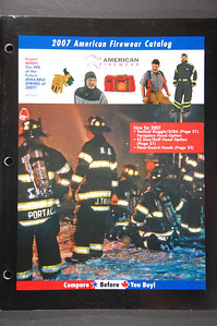 American Firewear Catalog - 2007