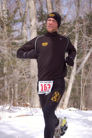 Hawley Snowshoe Race