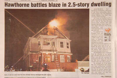 1st Responder Newspaper - December 2006