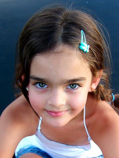 My cousin Isabella.